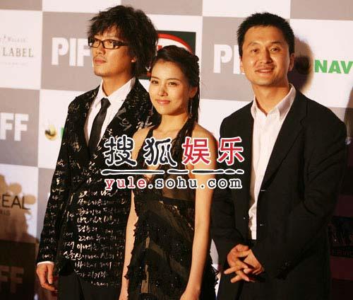 釜山电影节盛大开幕 红地毯成为最大看点(图)