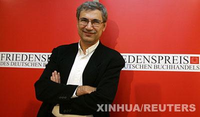 土耳其作家奥罕-帕慕克荣获2006诺贝尔文学奖