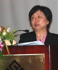 吴晓灵,银行家论坛