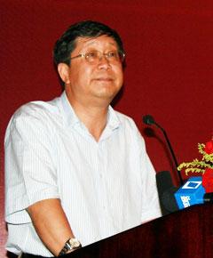 唐双宁,银行家论坛