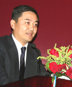 张强,银行家论坛