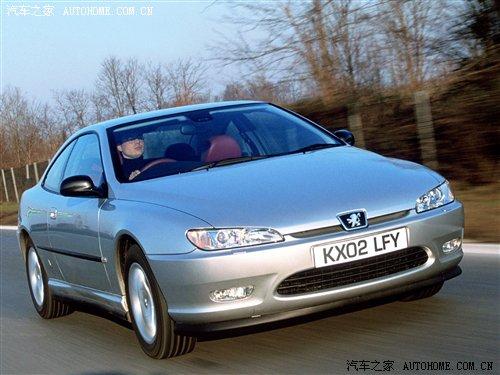 标致407轿车版将国产 Coupe版进入国内(图)