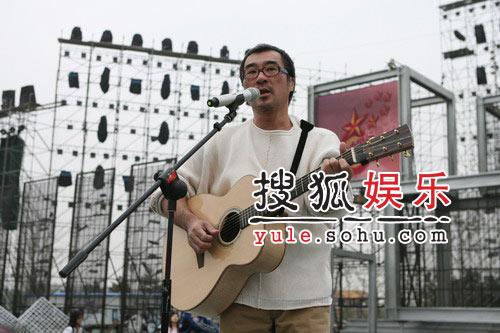 李宗盛秘密创作奥运歌 拒绝成龙讨歌要求(图)