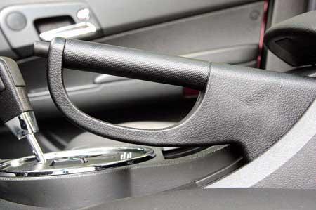 汽车养护--如何检查汽车手刹(图)