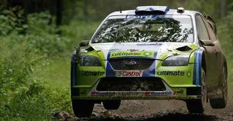WRC土耳其站充满戏剧性 格隆霍姆最终夺冠(图)