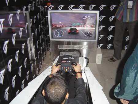 虚拟世界杯 揭秘四大电子赛车游戏