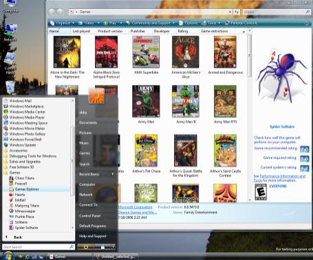 微软中国研发集团创新与技术之Games Explorer