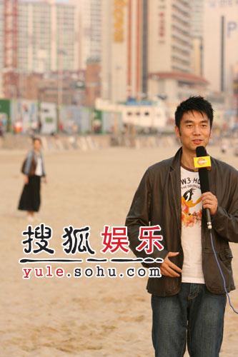 林依伦成搜狐娱乐主持人 带你吃喝玩乐逛釜山