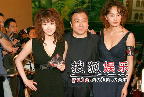 电影《卧虎》香港首映 陈小春张智霖众星亮相