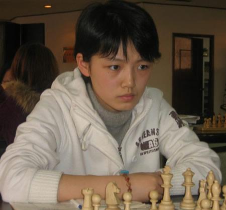 新科国际象棋女子世界青年冠军:沈阳个人简介