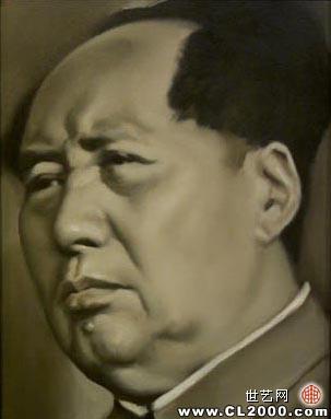 陈丹青:毛主席像系列