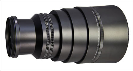 DV大炮镜头HDV高清数码摄像机专用镜发布