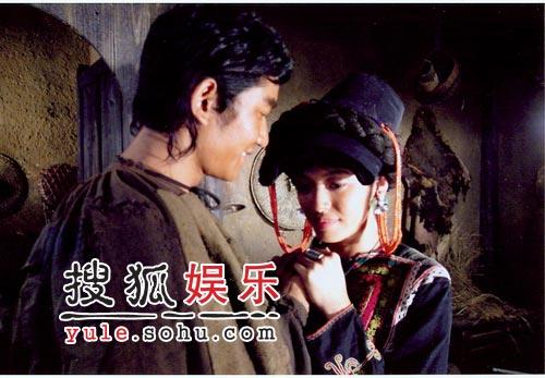 电影《我的长征》精美剧照-达尔火索玛见面
