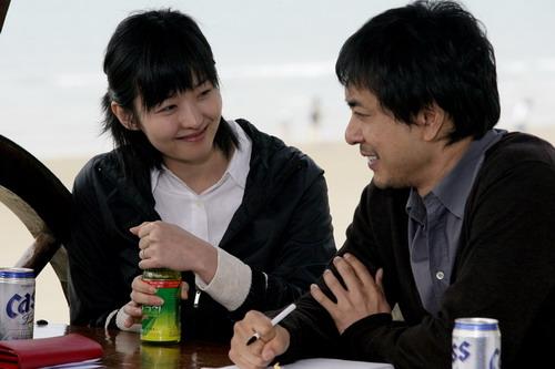 第19届东京电影节参赛影片:《海边的女人》