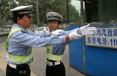 出租司机和交警互换角色3天 体验对方辛苦(图)