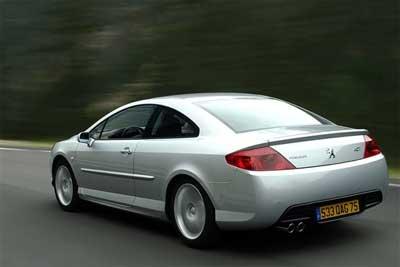 标致407 Coupe将于本月20日在中国上市