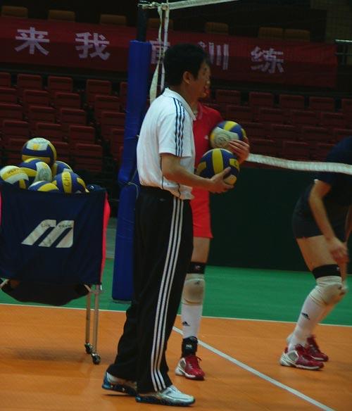 10月20日和22日,中国与波兰女排对抗赛即将在天津市武清体育馆和大港