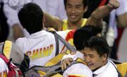 体操男团夺冠