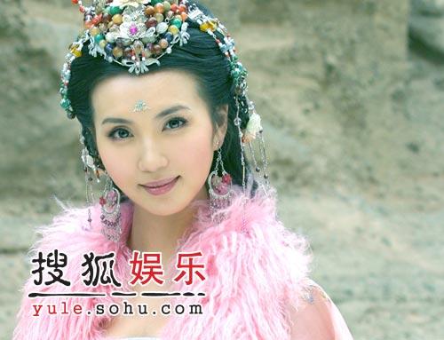 《大敦煌》幕后秘闻 陈好独爱悲情梅朵(组图)