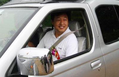 中国车王卢宁军