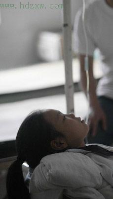 福建连江22名学生呕吐腹泻 集体入院治疗(图)