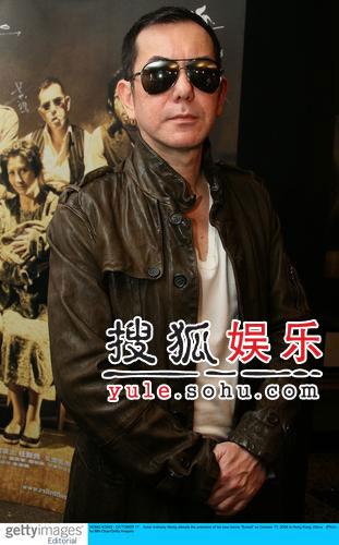 《放逐》于香港首映 杜琪峰受到观众好评(图)