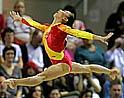 搜狐体育_2006体操世锦赛