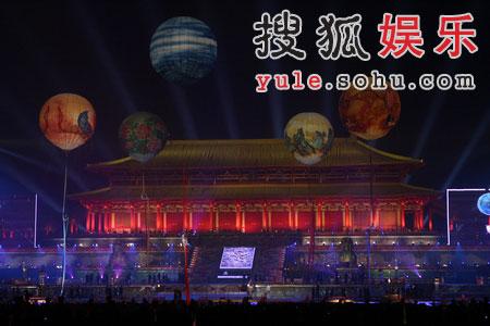 """独家:""""2006·盛典西安""""西安唐大明宫举行"""