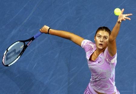 瑞士赛-莎拉波娃挺进四强 瑞士
