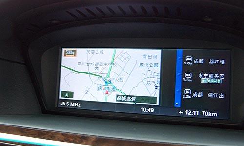 动真格--搜狐全国首试宝马530Li(组图)