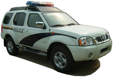 657辆帕拉丁成为公安部集中采购警用车