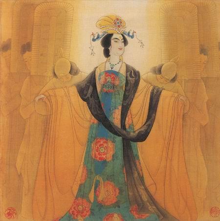 中国 武则天/武则天是中国历史上惟一的女皇帝,封建时代杰出的政治家。