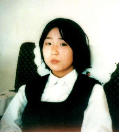 日本女子横田惠的生前身后事
