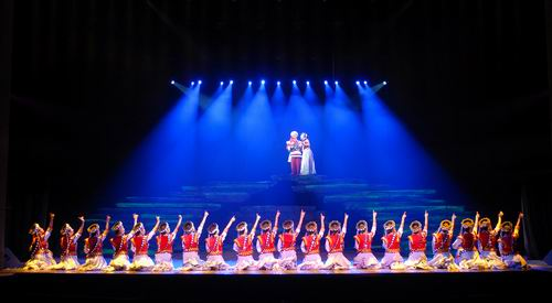 图:原生态歌舞《云岭天籁》最新剧照—24