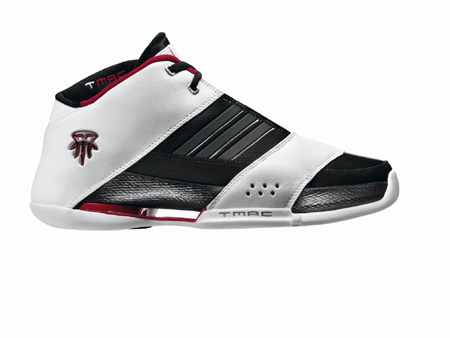 阿迪达斯5ive系列篮球鞋 麦迪6代抢先看