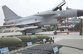 歼-10,珠海航展