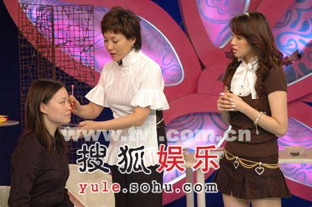 李静VS伊能静《美丽俏佳人》中汉方美丽大PK