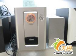 优雅大气漫步者桌面2.1音箱R233T售366元
