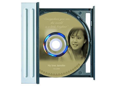 18X光雕 惠普即将推出新款DVD刻录机