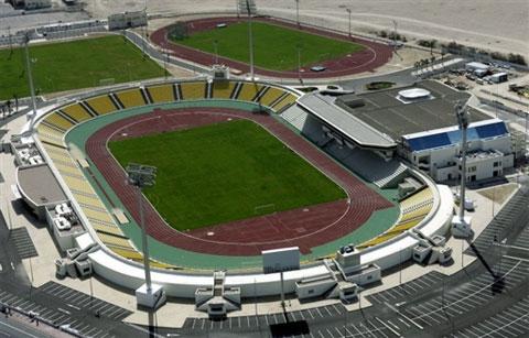 2006多哈亚运比赛场馆介绍--卡塔尔体育中心