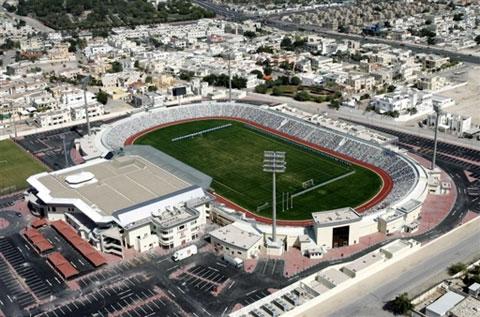 2006多哈亚运比赛场馆介绍--阿尔-阿拉伯体育场