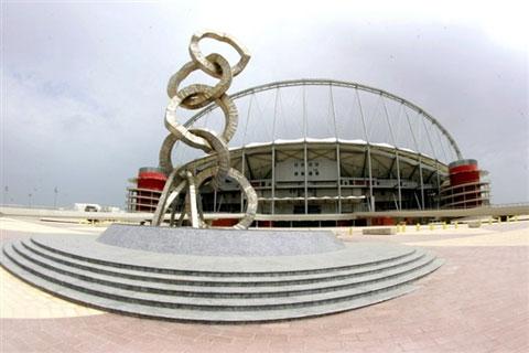 2006多哈亚运比赛场馆介绍--哈利法体育馆