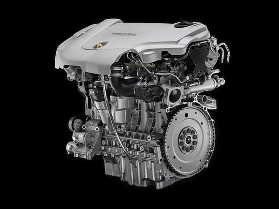 直列5缸2.5T发动机(图)