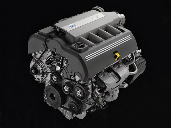 4.4 V8发动机(图)