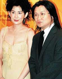 吴君如赴台湾密会杜德伟 重温18年前旧情(图)