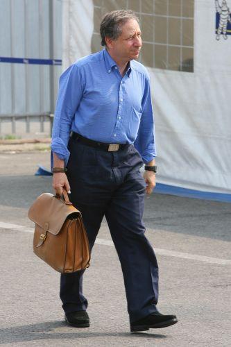 图文:托德将担任法拉利CEO 职业经理的装扮