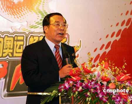 杨定华任上海副市长 杨晓渡任市委统战部长(图)