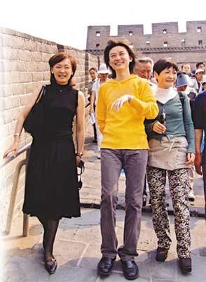 港报:安倍晋三夫人今年5月曾到北京游玩(组图)