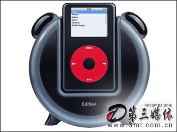 漫步者: 不务正业?漫步者推出新款iPod闹钟音箱