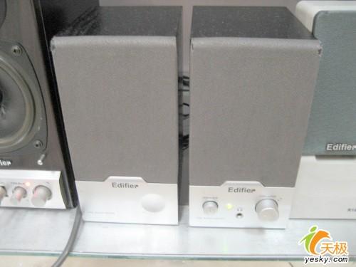 书架音箱的典范漫步者R18音箱价格仅为1XX元